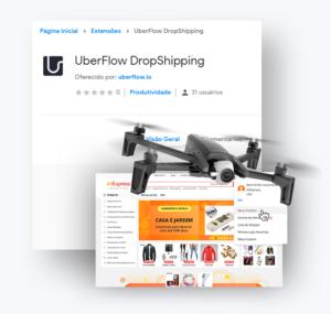 plugin uberflow - dropfull - crielojadrop.top - dropshipping - uberflow